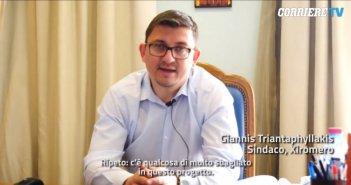 H Corrire Della Sera με ρεπορτάζ για το χωροταξικό των ιχθυοκαλλιεργειών