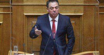 Με το παράδειγμα του ΔΠΠΝΤ οΚωνσταντόπουλος θύμισε τα δύο μέτρα και δύο σταθμά της Κεραμέως