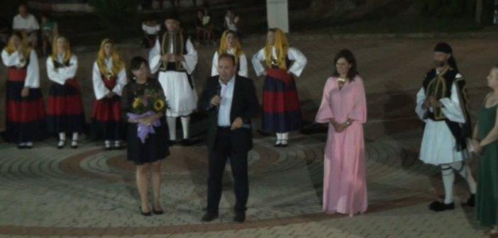 Αντίρριο: Δείτε ολόκληρη την εκδήλωση για τα 200χρόνια από την Ελληνική επανάσταση.
