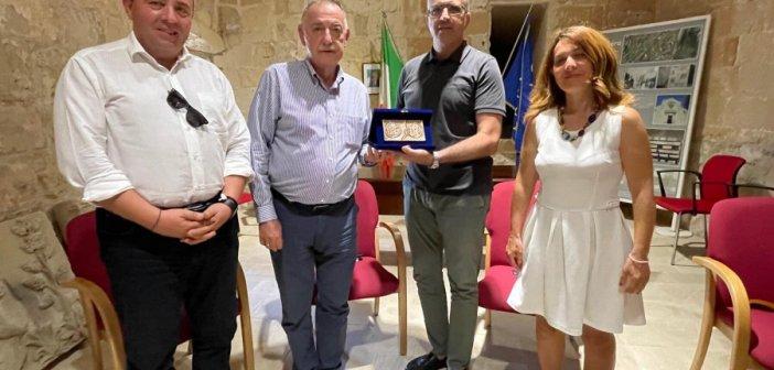 Επιμελητήριο Αιτωλοακαρνανίας, Περιφέρεια και Δήμος Θέρμου στα Ελληνόφωνα χωριά της κάτω Ιταλίας