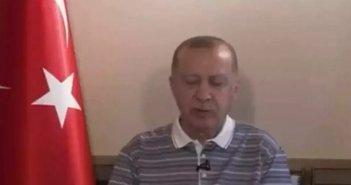 Ο Ερντογάν αποκοιμήθηκε την ώρα που έκανε δηλώσεις (βίντεο)