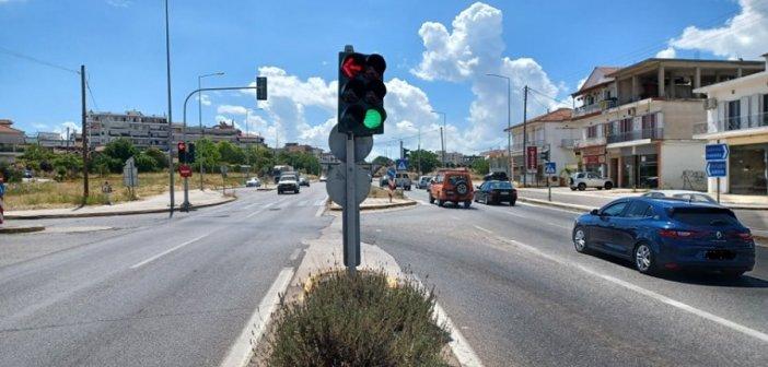 Αιτωλοακαρνανία – Αγρίνιο: «Τρέχει» η αναβάθμιση των φωτεινών σηματοδοτών