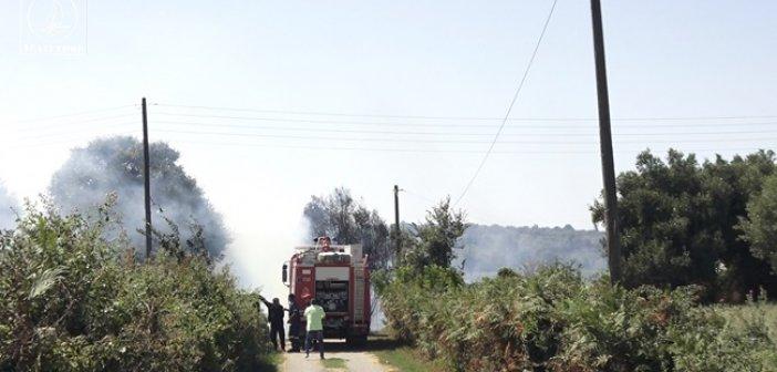 Κινητοποίηση για πυρκαγιά της Πυροσβεστικής Υπηρεσίας Αμφιλοχίας