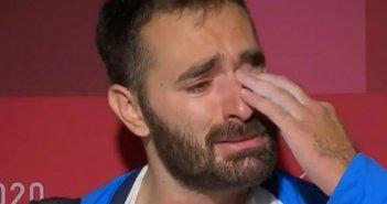 Ολυμπιακοί Αγώνες 2021: «Αποχωρώ από την άρση βαρών» -Το αντίο με λυγμούς από τον Θ. Ιακωβίδη