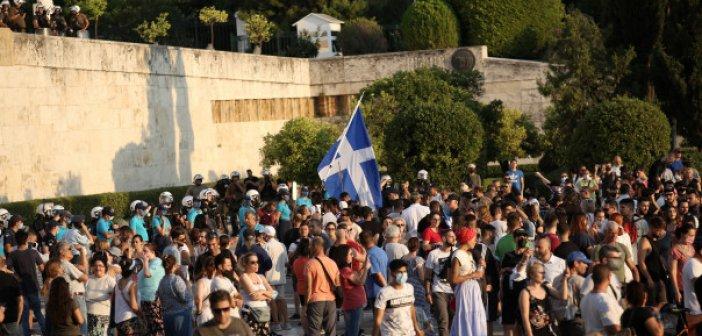 Συγκέντρωση αρνητών σήμερα στο Αγρίνιο (;)