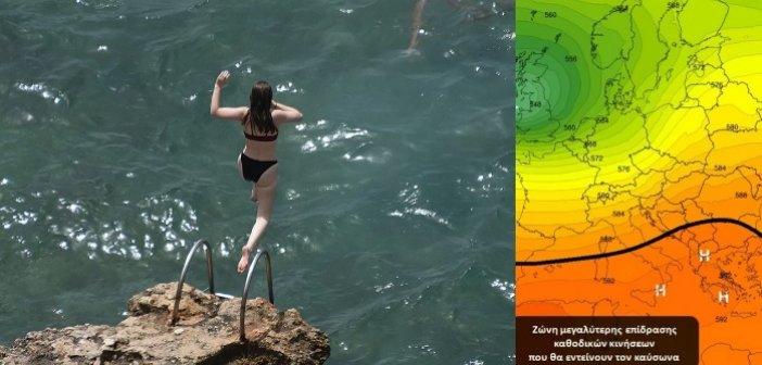 Καύσωνας «θηρίο»: Στις 7 ζώνες το Αγρίνιο και Μεσολόγγι που θα χτυπήσει τις επόμενες 10 μέρες