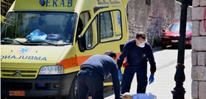 Ιόνιο – Κέρκυρα: Γυναίκα έπεσε και σκοτώθηκε από ύψος 15 μέτρων δίπλα από το Παλιό Φρούριο
