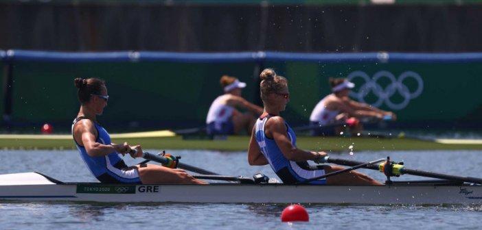 Ολυμπιακοί Αγώνες: Απίστευτες Μαρία Κυρίδου και Χριστίνα Μπούρμπου, στον τελικό με παγκόσμιο ρεκόρ