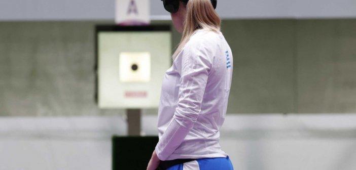 Ολυμπιακοί Αγώνες: Στην 6η θέση η Κορακάκη στα 25 μέτρα της σκοποβολής
