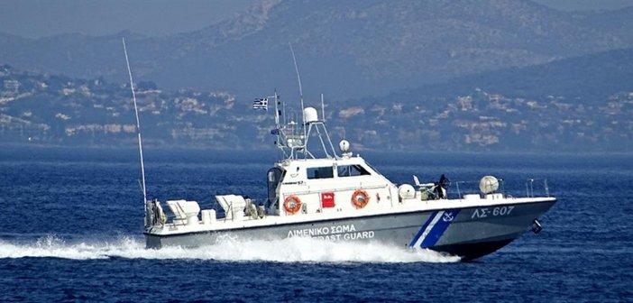 Μηχανική βλάβη για σκάφος στις Εχινάδες νήσους – Άμεση η επέμβαση του λιμεναρχείο Μεσολογγίου