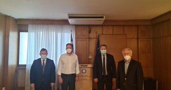 """Σύσκεψη βουλευτών με Σπήλιο Λιβανό για την """"κλημεντίνη"""""""