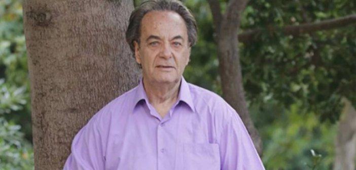 Πέθανε ο Γιώργος Μεσσάλας, γνωστός ηθοποιός και σκηνοθέτης