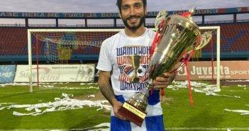 Π. Μωραΐτης από το Αγρίνιο: Τέσσερις τίτλοι σε διάστημα 1,5 χρόνου με δύο διαφορετικές ομάδες και το πρώτο τέρμα Έλληνα στο τρέχον Champions League