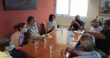 Σύσκεψη στην Περιφέρεια Δυτικής Ελλάδας για την ορθή αντιμετώπιση κρουσμάτων φυματίωσης