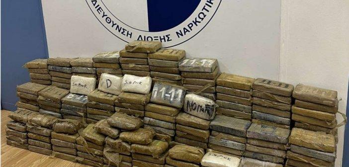 Λιμάνι Πειραιά: Δεν ήταν καφές, ήταν κοκαΐνη!