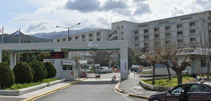 Δυτική Ελλάδα: Στη ΜΕΘ κορονοϊού του Ρίου άνδρας που είχε πλήρως εμβολιαστεί