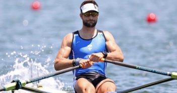 Ολυμπιακοί Αγώνες – Κωπηλασία: Ο Στέφανος Ντούσκος προκρίθηκε με μυθική εμφάνιση στον τελικό