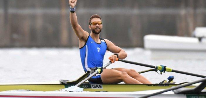 Χρυσός Ολυμπιονίκης ο Στέφανος Ντούσκος – Συγκλονιστικός ο Έλληνας πρωταθλητής