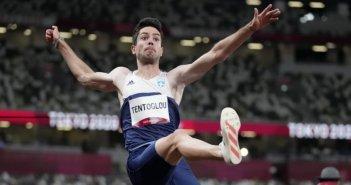 Ολυμπιακοί Αγώνες 2021: «Πέταξε» στον τελικό ο Μίλτος Τεντόγλου με άλμα 8.22