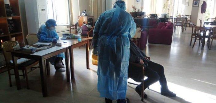 Αιτωλοακαρνανία: Οκτώ θετικά rapid test από τα 474 που πραγματοποιήθηκαν χθες Πέμπτη