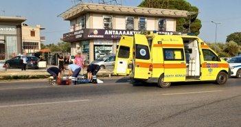 Αγρίνιο: Σοβαρά τραυματίας από παράσυρση στο ύψος του ΚΤΕΛ (ΔΕΙΤΕ ΦΩΤΟ)