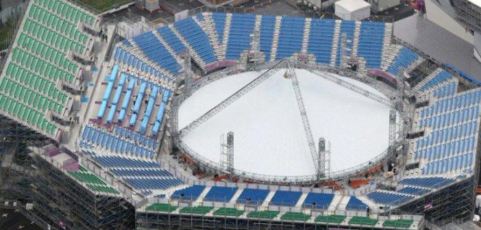Ολυμπιακοί Αγώνες Τόκιο: Χωρίς θεατές, χωρίς χειροκρότημα, με απονομή μεταλίων σε δίσκο