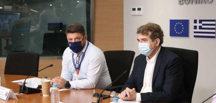 Νίκος Χαρδαλιάς – Μιχάλης Χρυσοχοΐδης για φωτιές: Περιπολίες και της αστυνομίας