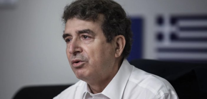 Χρυσοχοΐδης για τη μεγάλη φωτιά στην Αχαΐα: Δύσκολο να ελεγχθεί – Μάχη με τις φλόγες υπό αντίξοες συνθήκες