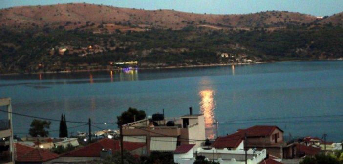 Αστακός: Ένα πανέμορφο δειλινό (ΔΕΙΤΕ ΦΩΤΟ)