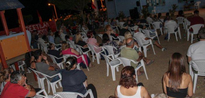 Το 47ο Φεστιβάλ της ΚΝΕ άφησε το αποτύπωμά του στον Αστακό (ΦΩΤΟ)