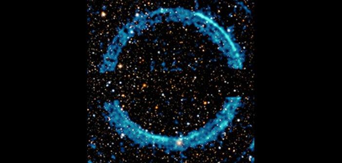 Διάστημα: Φανταστικά δακτυλίδια μιας μαύρης τρύπας