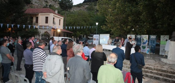 Το Ιστορικό Σακαρέτσι ως όφειλε, γιόρτασε τα 200 χρόνια από από την Ελληνική Επανάσταση