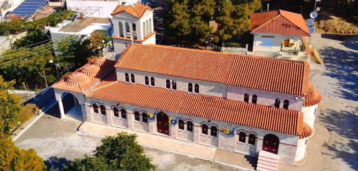 Ιερός Ναός Αγίας Παρασκευής Αγρινίου: Απέκτησε επίσημη σελίδα στο Facebook
