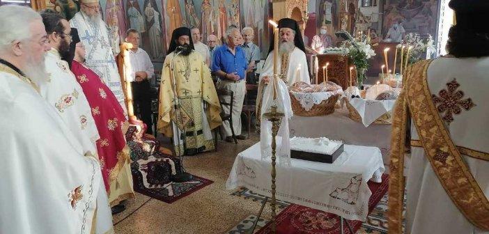 Εορτασμός μνήμης Αγίου Καλλινίκου, Επισκόπου Εδέσσης,  του Αιτωλού