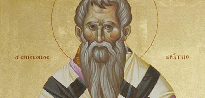 Απόστολος Τίτος: Τιμάται σήμερα – Πώς έγινε χριστιανός από τον Απόστολο Παύλο