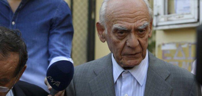Άκης Τσοχατζόπουλος: Σήμερα στο Α' Νεκροταφείο Αθηνών η κηδεία του