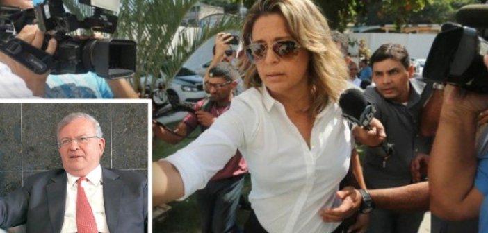 Υπόθεση Αμοιρίδη: Κάθειρξη 31 ετών στη σύζυγο του Έλληνα πρέσβη στη Βραζιλία για τη δολοφονία του