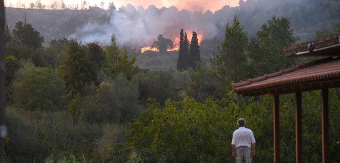 Agrino: Στο πλευρό όσων δοκιμάστηκαν από τις πρόσφατες καταστροφικές πυρκαγιές