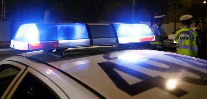 Ξηρόμερο: Επιχείρησε να χτυπήσει αστυνομικούς με το αυτοκίνητό του