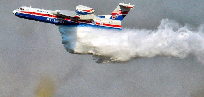 Συγκλονίζει ο Έλληνας πιλότος του Beriev: Kάηκε το σπίτι του ενώ επιχειρούσε να σβήσει τις φωτιές
