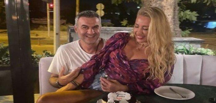 Γενέθλια αγκαλιά με τον σύζυγό της η Γωγώ Μαστροκώστα (ΦΩΤΟ)