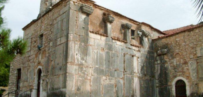 Βυζαντινά μνημεία της Αγίας Σοφίας Θέρμου: Κατ' αρχήν πρόθεση του Υπουργείου