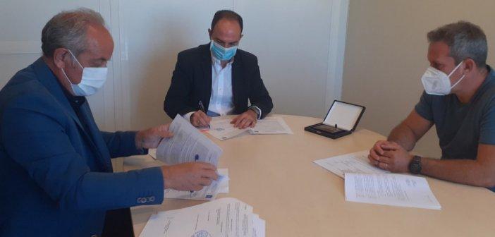 Έναρξη καινοτόμου έργου από την Περιφέρεια για τηναντιμετώπιση δασικών πυρκαγιών και της κλιματικής κρίσης