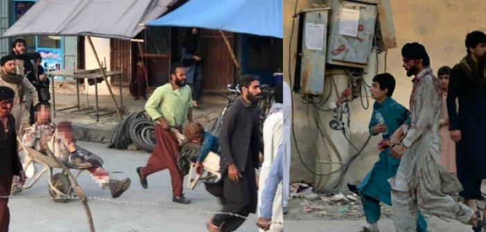 Έκρηξη έξω από το αεροδρόμιο της Καμπούλ – Πληροφορίες για μεγάλο αριθμό θυμάτων