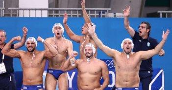 Η Εθνική πόλο στο πιο μεγάλο ραντεβού της ιστορίας της στους Ολυμπιακούς Αγώνες του Τόκιο