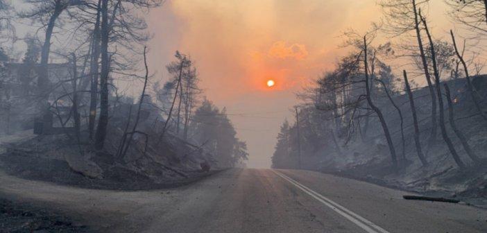 Πυρκαγιές: Πρόσφορο έδαφος για εξαπάτηση μέσω εράνων