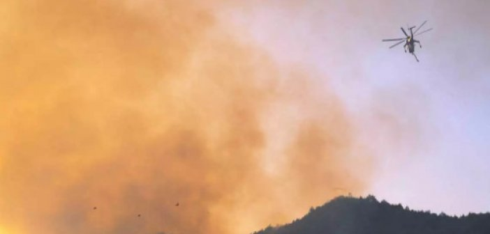 Εντόπισαν ύποπτο για εμπρησμό στην Ηλεία – «Σταματούσε με το μηχανάκι και μετά φούντωνε φωτιά»