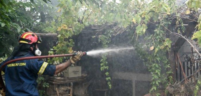 Γορτυνία: Τέθηκε σε διαθεσιμότητα ο αξιωματικός που φέρεται να ζήτησε μέσο για να στείλει πυροσβεστικά