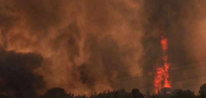 Φωτιά στην Ηλεία: Εκκενώθηκε η Αρχαία Ολυμπία, σώθηκαν οι δύο εγκλωβισμένοι – Μέρες 2007 ζουν οι κάτοικοι