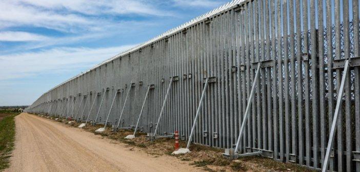 Έτοιμα 27 χιλιόμετρα του φράχτη – Mεταβαίνουν στον Έβρο Μ. Χρυσοχοΐδης, Ν. Παναγιωτόπουλος και Κ. Φλώρος